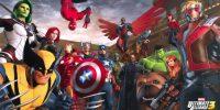 حجم بازی Marvel Ultimate Alliance 3: The Black Order مشخص شد