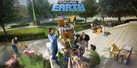 بازی واقعیت افزودهی Minecraft Earth معرفی شد