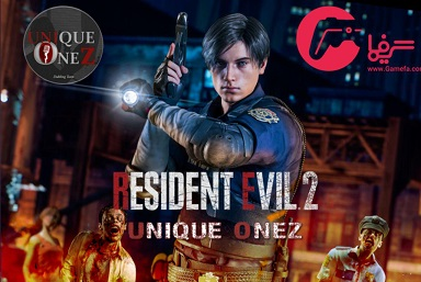 یونیک وانز: Resident Evil 2 (تریلر دوبله فارسی LEON)