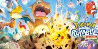 بازی Pokemon Rumble Rush برای گوشیهای هوشمند عرضه خواهد شد