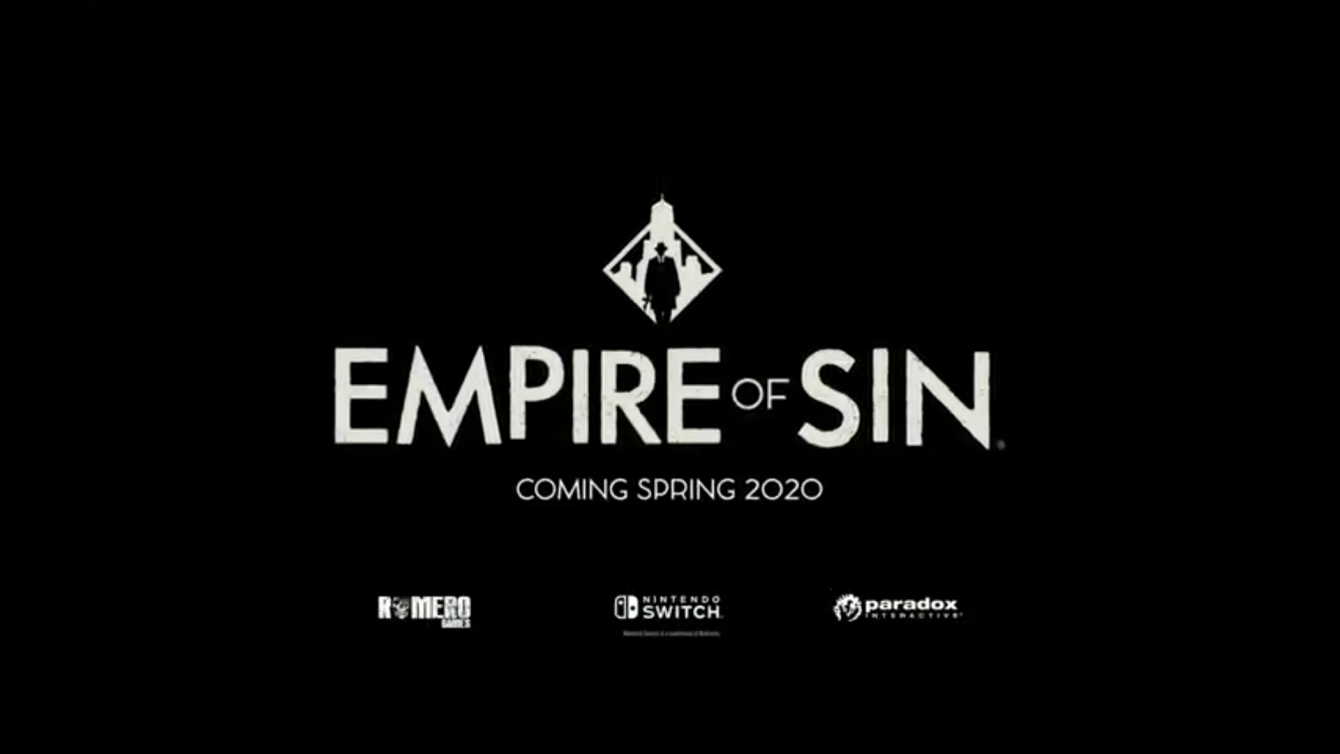 E3 2019 | بازی Empire of Sin معرفی شد