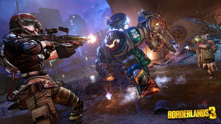 E3 2019 | دموی بازی Borderlands 3 شخصیتهای Moze و Iron Bear را نمایش میدهد