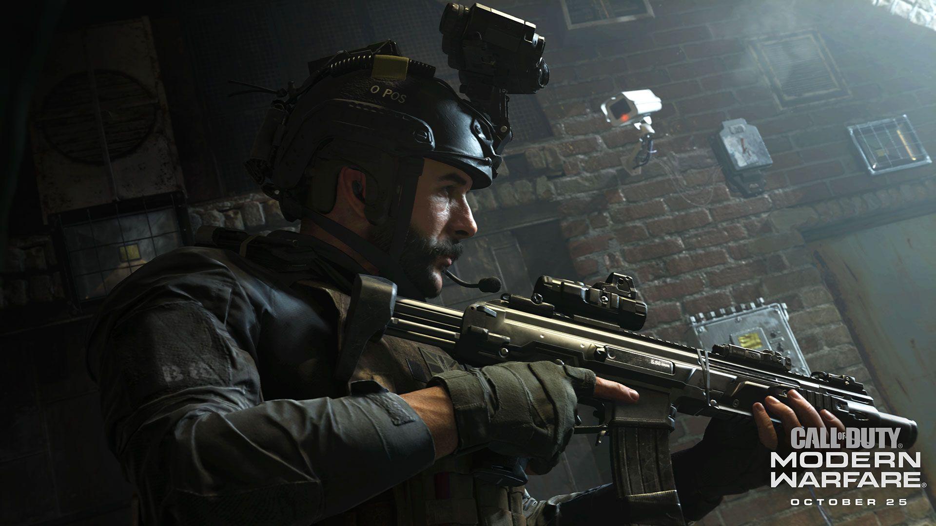 دو تصویر جدید از بخش چندنفرهی Call of Duty: Modern Warfare منتشر شد