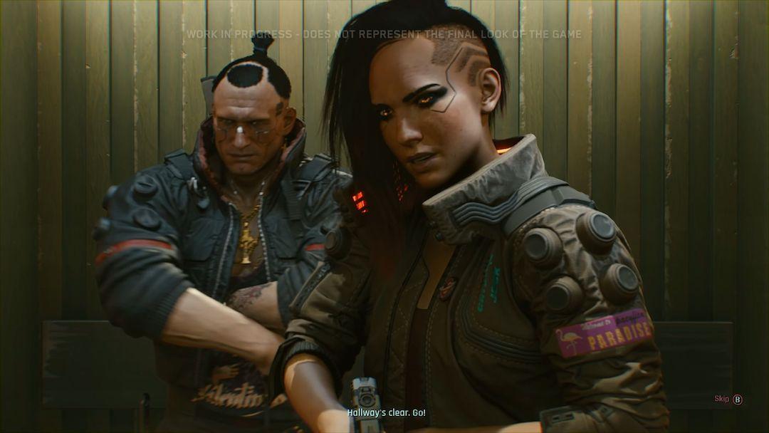 E3 2019 | همکاری سیدی پراجکت رد و انویدیا + تصاویر جدید Cyberpunk 2077