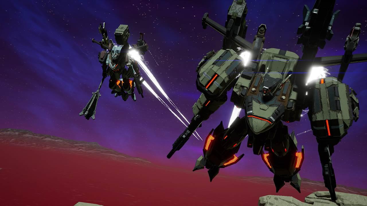 E3 2019 | تاریخ انتشار بازی Daemon X Machina مشخص شد