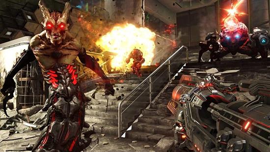 بخش چندنفرهی Doom Eternal شامل حالت Deathmatch نمیشود