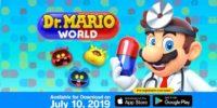تاریخ انتشار بازی Dr. Mario World مشخص شد