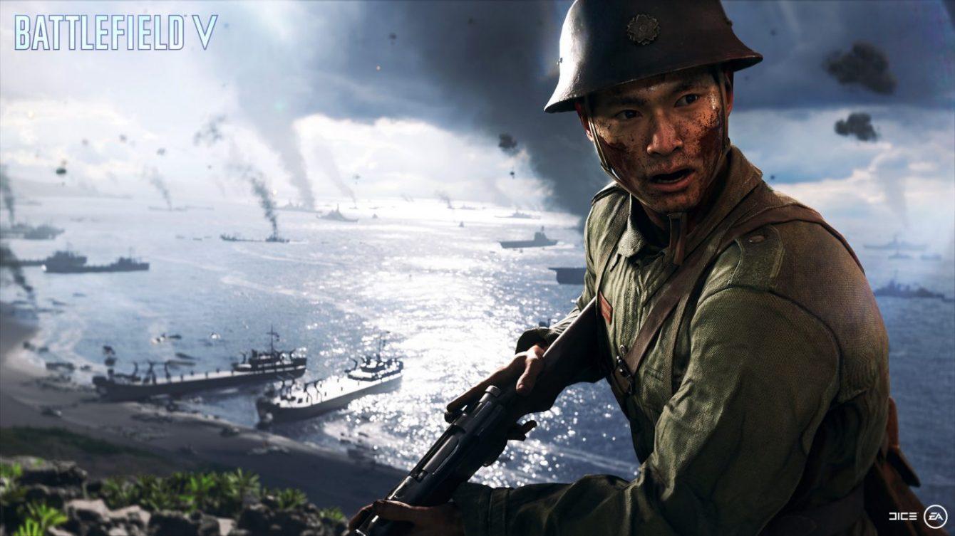 نقشهی رایگان دیگری برای بازی Battlefield 5 منتشر شد