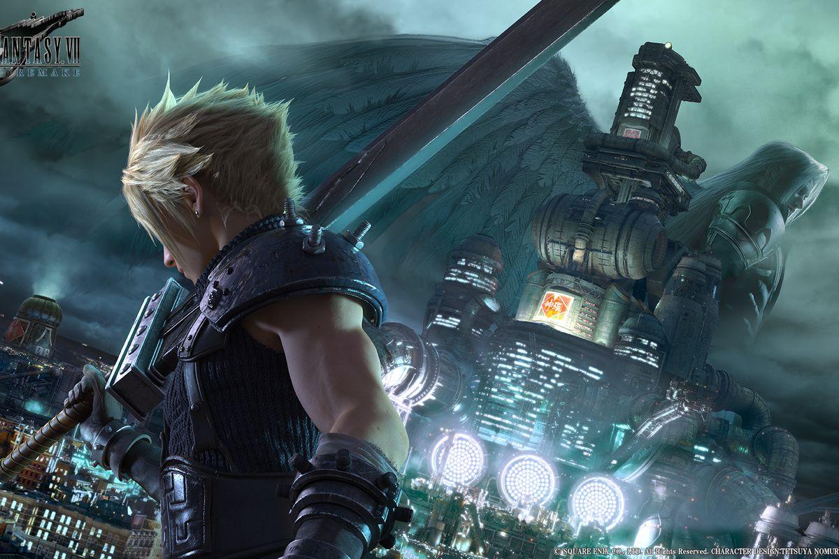 Final Fantasy 7 Remake برای پیشخرید و در نسخههای مختلف موجود شد