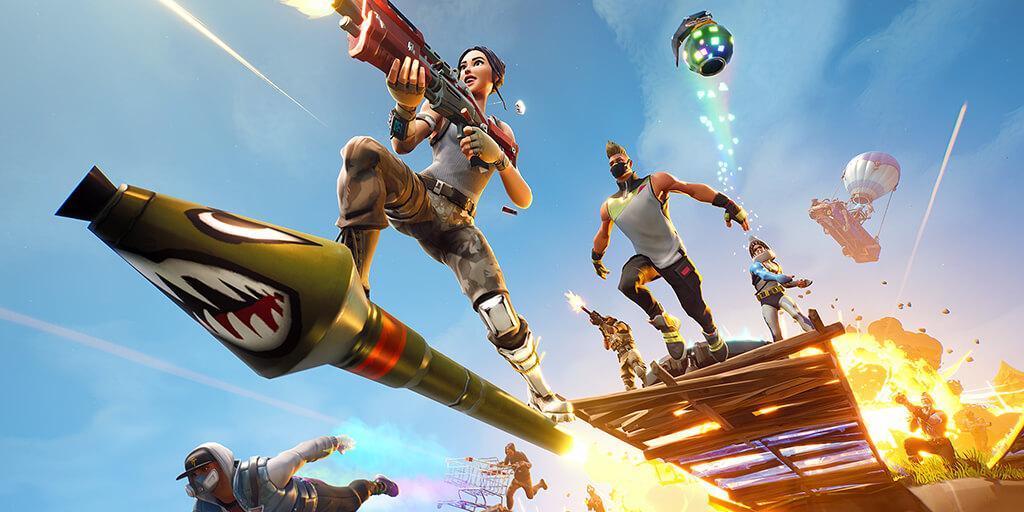 رویداد ۱۴ روزهی تابستانی بازی Fortnite از امروز آغاز می شود