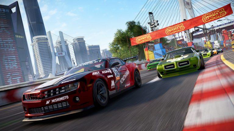 تریلر جدیدی از بازی GRID منتشر شد