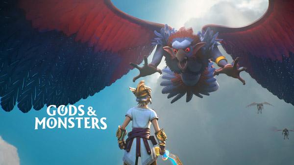 E3 2019 | بازی Gods & Monsters معرفی شد
