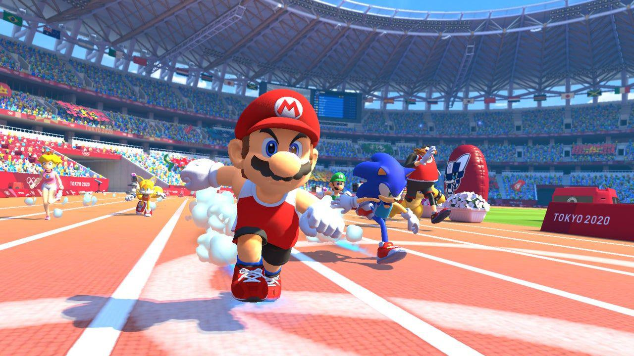 E3 2019 | بازی Mario and Sonic at the Olympic Games Tokyo 2020 معرفی شد