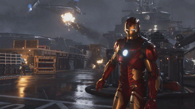 نولان نورث گیمپلی و جلوههای بصری بازی Avengers را تحسین میکند