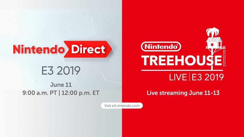 E3 2019 | پوشش زندهی کنفرانس نینتندو [ به اتمام رسید]