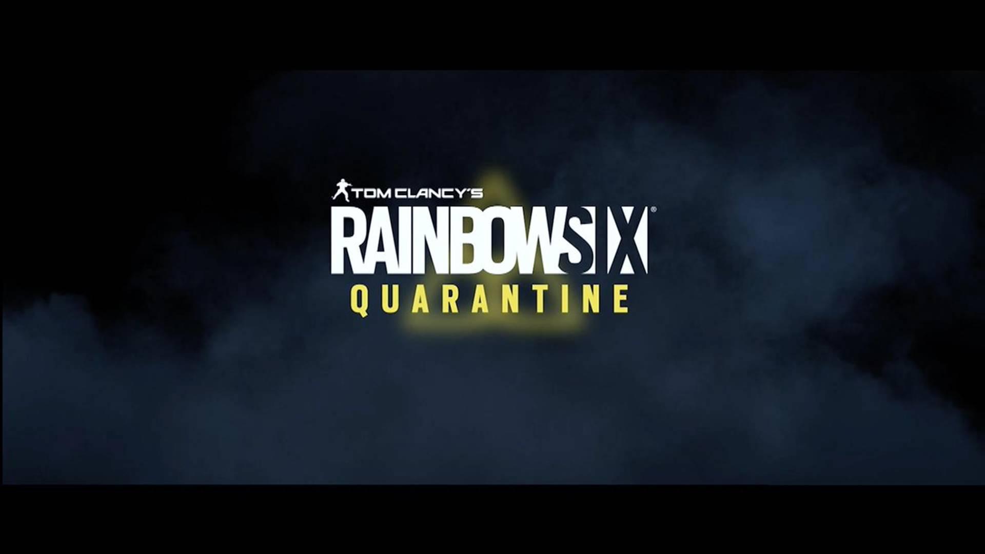 بازهی زمانی انتشار Rainbow Six Quarantine مشخص شد