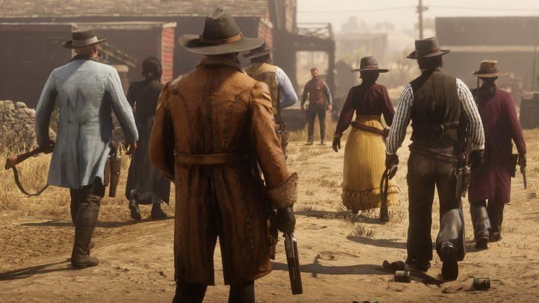 محتویات انحصاری پلیاستیشن بازی Red Dead Online برای دارندگان اکسباکس وان در دسترس قرار گرفت