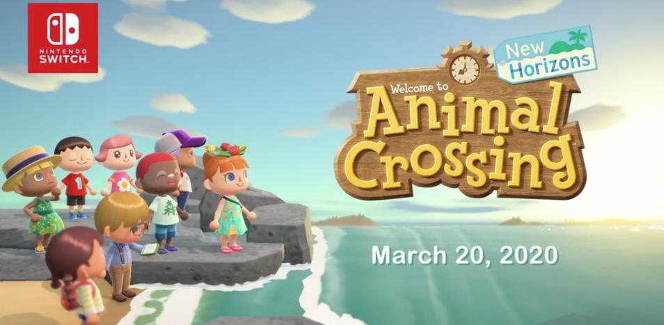 E3 2019 | تاریخ انتشار نسخهی نینتندو بازی Animal Crossing مشخص شد