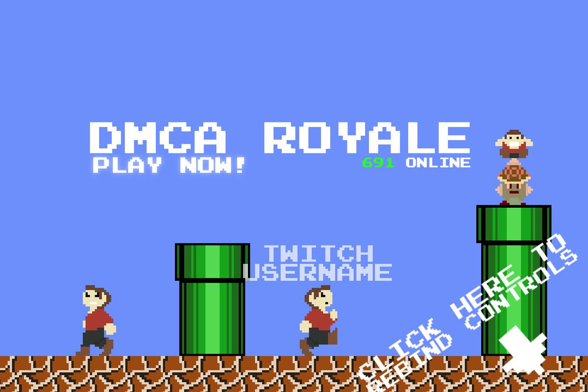 خالق Mario Royale به مشکلات قضایی با نینتندو برخورد