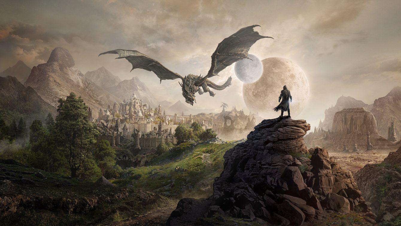 E3 2019 | آخرین بسته الحاقی این فصل The Elder Scrolls Online با نام Dragonhold معرفی شد