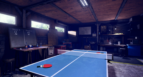 بازی واقعیت مجازی Ping Pong Pro معرفی شد + تریلر
