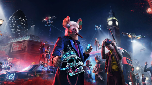 از نسخههای بازی Watch dogs legion رونمایی شد