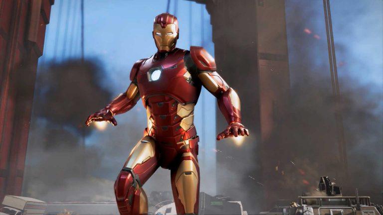 تریلر جدیدی با محوریت شخصیت آیرون من بازی Avengers منتشر شد