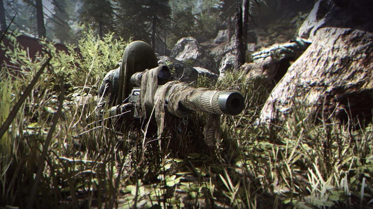ویدئوی کوتاهی از بخش شخصی سازی سلاح Call of Duty: Modern Warfare منتشر شد