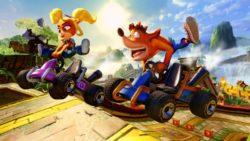 فضای مورد نیاز بازی Crash Team Racing Nitro-Fueled برروی کنسولها مشخص شد