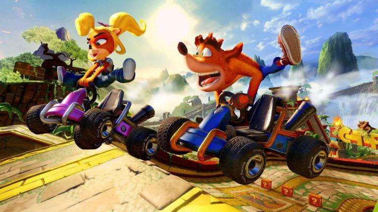 تریلر جدید Crash Team Racing Nitro-Fueled اولین محتوای پس از عرضه را نشان میدهد