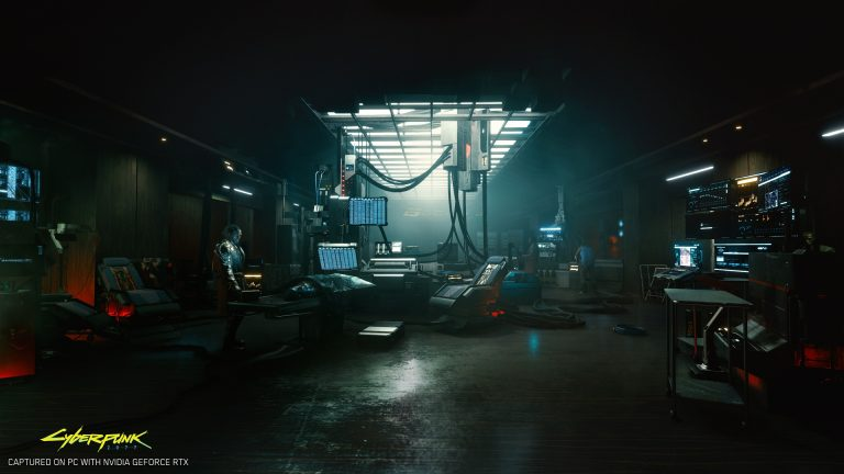 دموی بازی Cyberpunk 2077 برروی پلتفرم رایانهی شخصی اجرا شده است