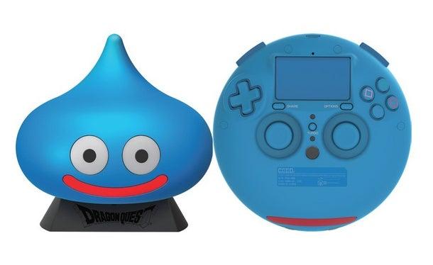 یک کنترلر جدید براساس سری Dragon Quest برای نینتندو سوییچ معرفی شد