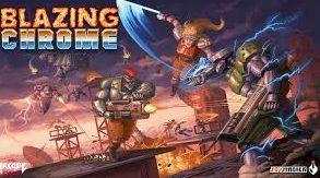 تاریخ عرضهی بازی Blazing Chrome اعلام شد