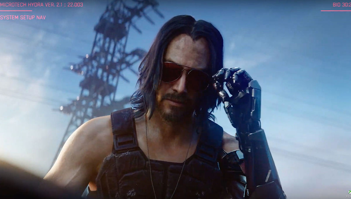 پیتر سارک نسخهی رایگان Cyberpunk 2077 را رد کرد