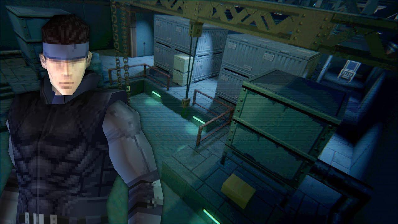 سازندهی Metal Gear Solid Remake در بازی Dreams وظیفهی ساخت تجهیزات را بر عهدهی بازیبازها قرار داد