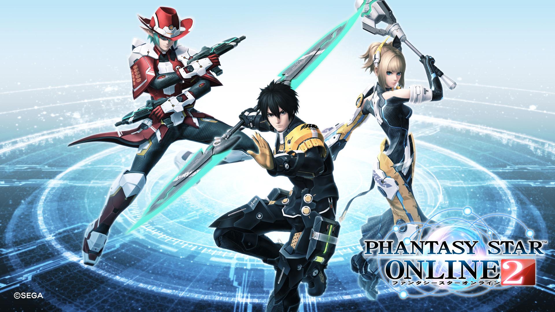 E3 2019   بازی Phantasy Star Online 2 برای غرب منتشر میشود + تریلر