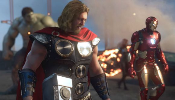 سازندگان Avengers: در حال حاضر هیچ تصمیمی برای تغییر ظاهر شخصیتها نداریم