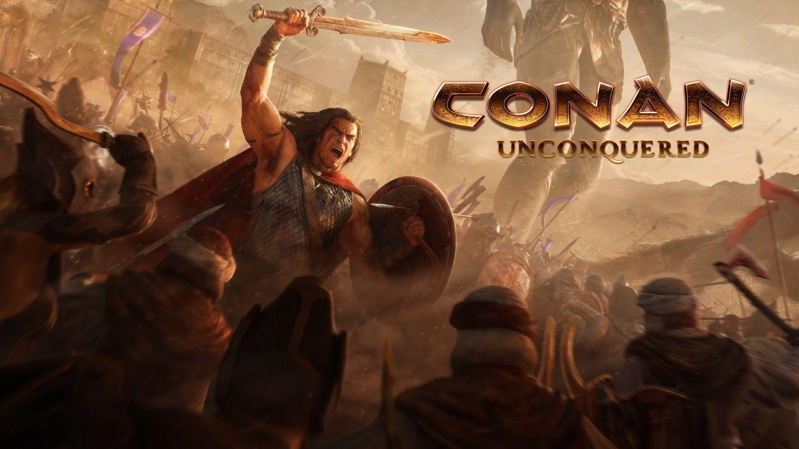 Conan Unconquere