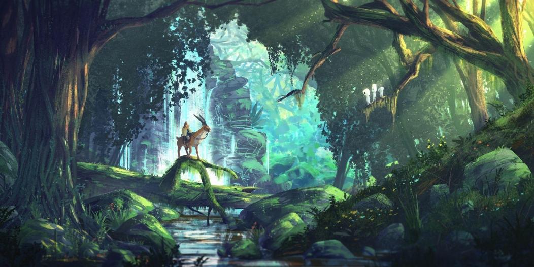 سینماگیمفا: نقد و بررسی انیمه Princess Mononoke