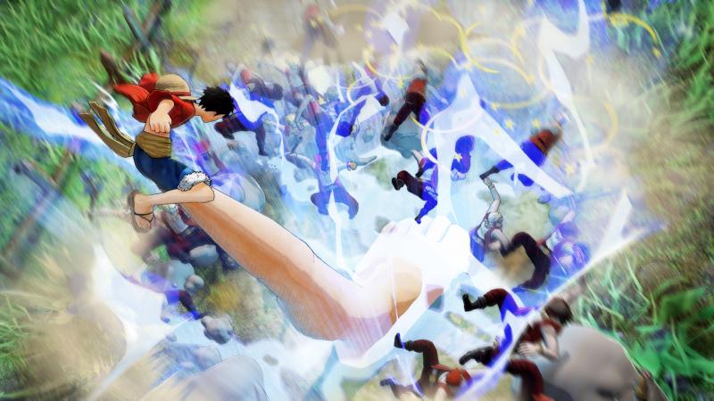 بازی One Piece: Pirate Warriors 4 معرفی شد
