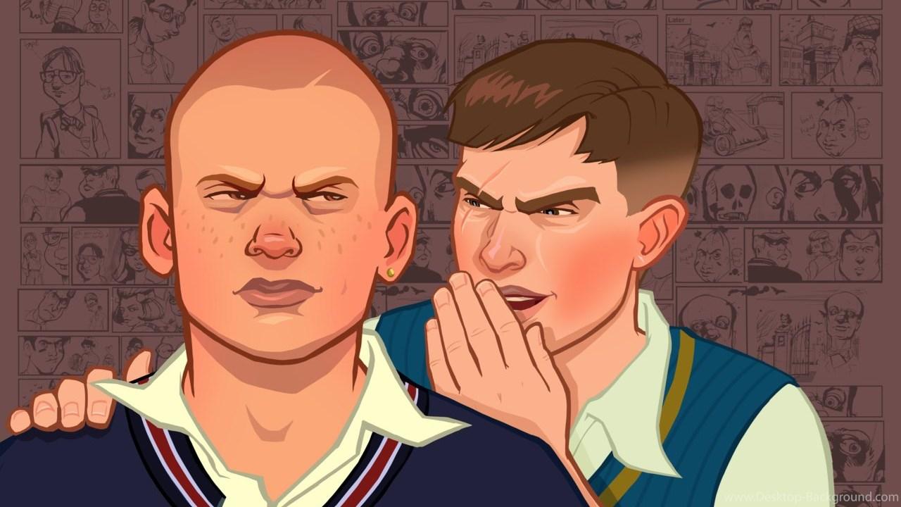 تصاویر منتشر شده از بازی Bully 2 صحت ندارند