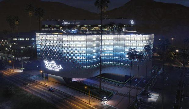احتمالا بخش کازینوی GTA Online قرار بود تا برای قسمت آفلاین بازی عرضه شود
