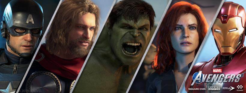 SDCC 2019 | تصاویر جدیدی از بازی Marvel's Avengers لو رفت