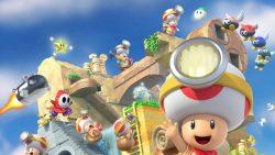 بهروزرسانی ۱٫۳٫۰ بازی Captain Toad: Treasure Tracker منتشر شد