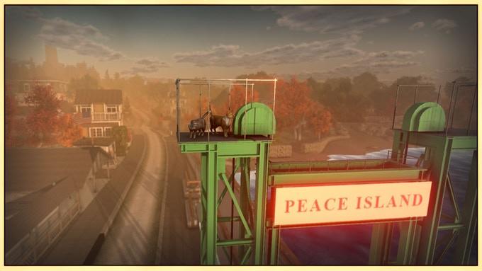 بازی Peace Island مرحلهی کیکاستارتر را با موفقیت پشت سر گذاشت