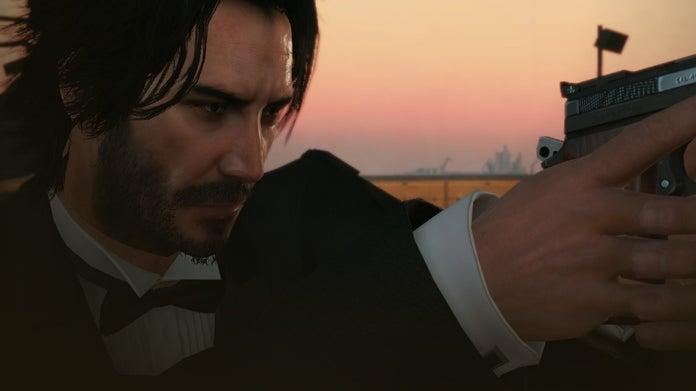 ماد جدید بازی Metal Gear Solid V کیانو ریوز را به بازی اضافه میکند