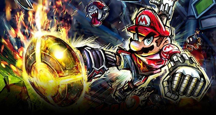 احتمال معرفی مخفیانهی سومین قسمت Super Mario Strikers در Luigi's Mansion 3