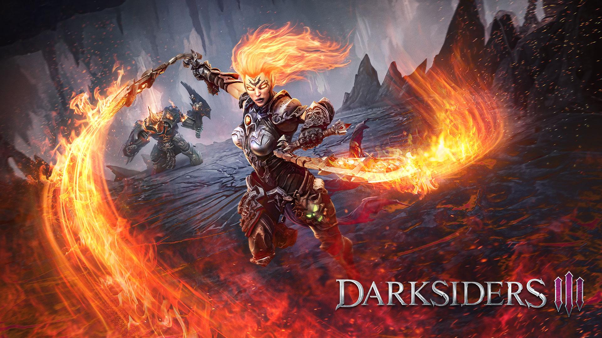 خشم نهفته | نقدها و نمرات بستهالحاقی Darksiders III: Keepers of the Void