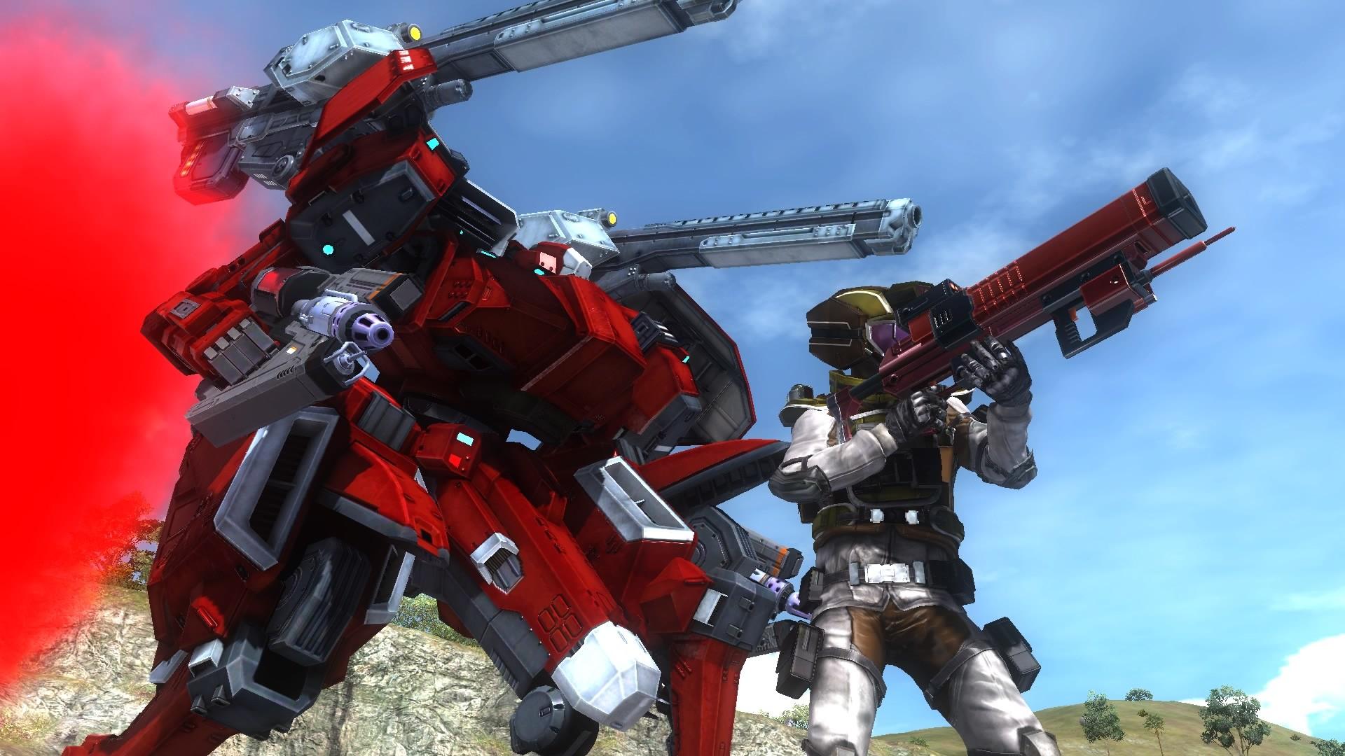 سرانجام بازی Earth Defense Force 5 برروی پلتفرم رایانههای شخصی منتشر شد