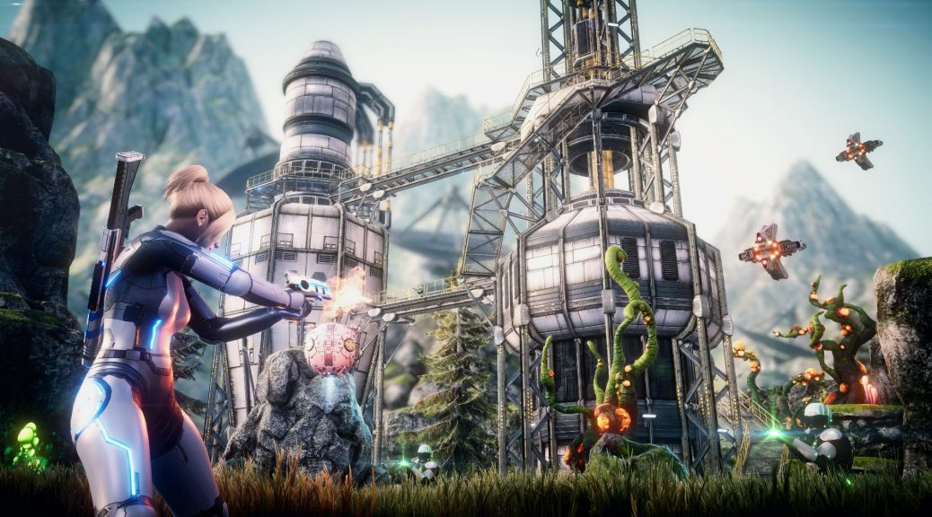 تاریخ انتشار بازی Everreach: Project Eden مشخص شد + تریلر